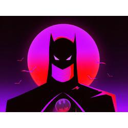Synthwave Batman | Синтвейв Бэтмен