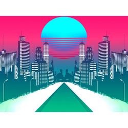 Synthwave City | Синтвейв город