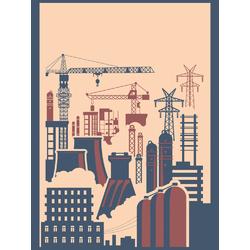 City (Коллекция постеров) | Город №1
