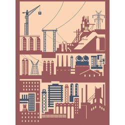 City (Коллекция постеров) | Город №4