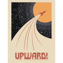 Space (Коллекция постеров) | Космос №3: Upward!