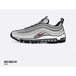 Sneakers Nike Airmax | Кроссовки Найк Аирмакс