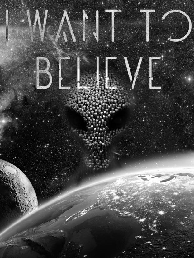 I Want to Believe   Я хочу верить