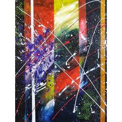 Abstraction | Абстракция: Краски