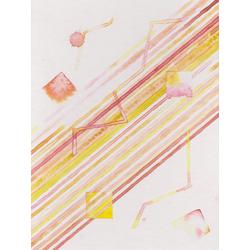 Abstraction | Абстракция: Акварель