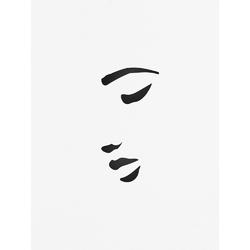 Scandinavian poster | Скандинавский постер: Девушка