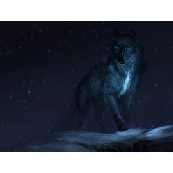 Fantasy | Фэнтези: Волк