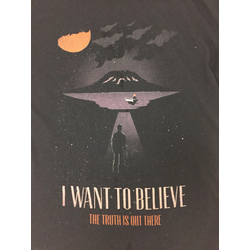 I Want to Believe: The truth is out there | Я хочу верить
