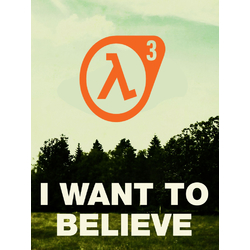 I Want to Believe: Half Life 3 | Я хочу верить