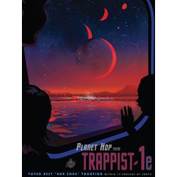 Space: Trappist-1e | Космос