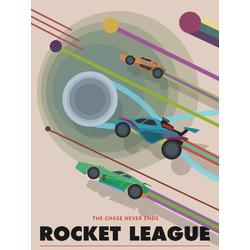 Space: Rocket League | Космос
