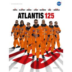Space: Atlantis 125 | Космос