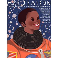 Space: Mae Jemison | Космос