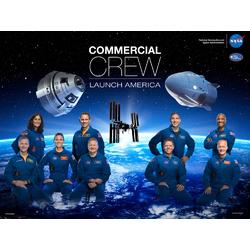 Space: Commercial CREW | Космос