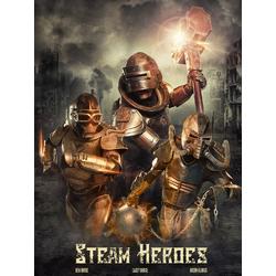 Steampunk: Steam Heroes | Стимпанк