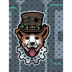 Steampunk: Dog | Стимпанк: Собака