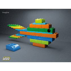 3D Poster | 3Д Постер | LEGO