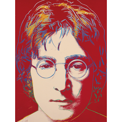 Andy Warhol | Энди Уорхол | Джон Леннон