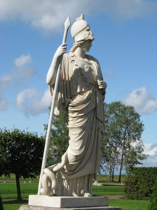 Athena Parthenos   Афина
