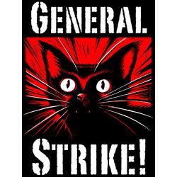 Cat | Кот | General Strike!