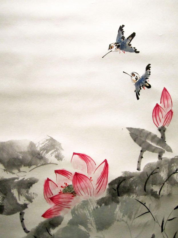 Chinese painting   Китайская живопись