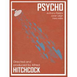 Minimalism | Минимализм: Psycho