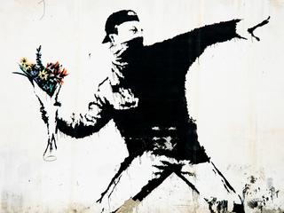 Категория постеров и плакатов Banksy