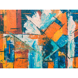 Abstraction   Абстракция Краски