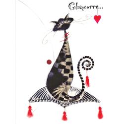 Cat: Glamourrr… | Кот Гламур