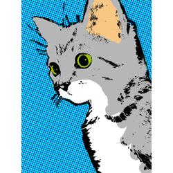 Cat: Art | Кот Арт