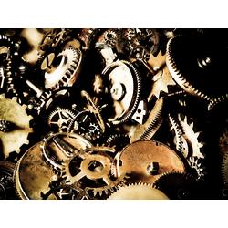 Steampunk | Стимпанк: Шестеренки