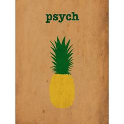 Psych Pineapple | Психо Ананас