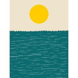 Minimalism | Море, солнце
