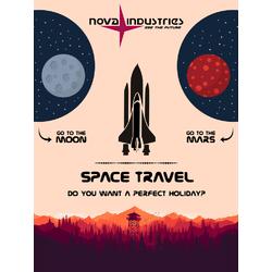 Space Travel | Космическое Путешествие
