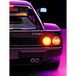 Car Neon | Машина Неон