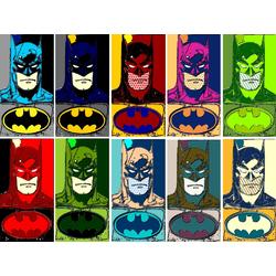 Colors   Batman