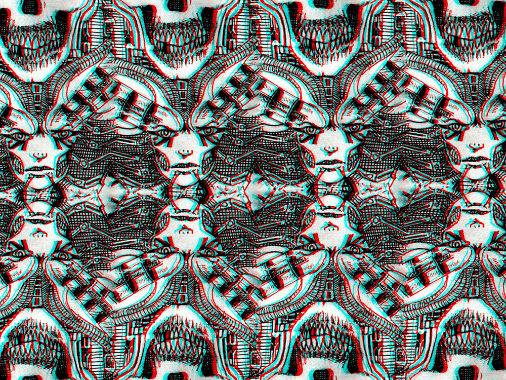 Abstraction: 3D | Абстракция