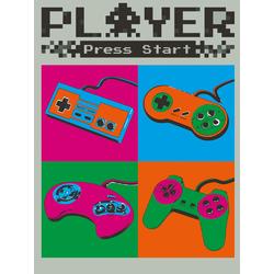 8 bit: Player | 8 бит: Игрок