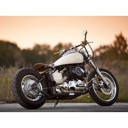 Motocycle: Yamaha 650 | Мотоцикл