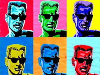 Категория постеров и плакатов Andy Warhol