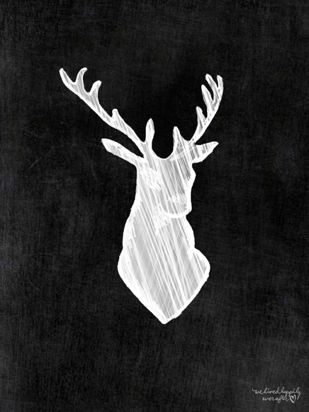 Deer Art | Олень Арт