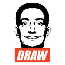Salvador Dali: Draw | Рисовать | Сальвадор Дали