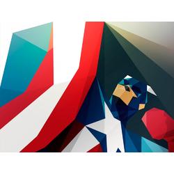 Superhero Art: Captain America | Капитан Америка Арт
