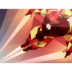 Superhero Art: Iron Man | Железный Человек Арт