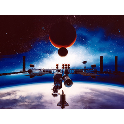 Space: Station   Орбитальная Станция