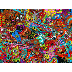Psychedelic art | Психоделический арт