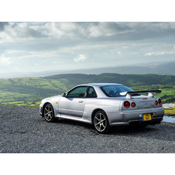 Nissan Skyline GTR   Ниссан