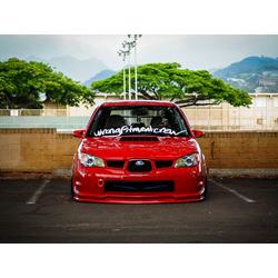 Subaru Impreza WRX | Субару