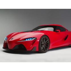 Toyota FT 1 | Тойота