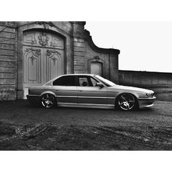 BMW E38 | БМВ
